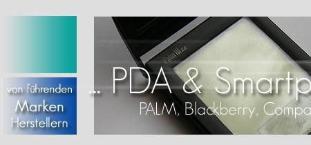 PDA - Barcodescanner - Smartphones