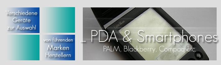 PDA - Barcodescanner