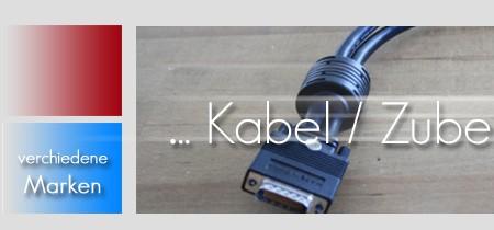 Zubehör - Kabel
