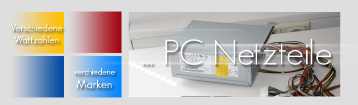 PC - Netzteile