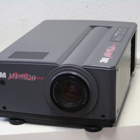 3M-MP8020-Beamer-Projektor-gebraucht-getestet-ok-231078252432