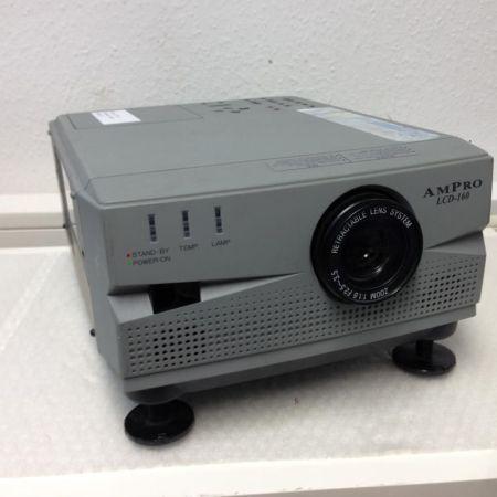 AmPro-LCD-160-Videobeamer-Projektor-1690Stunden-331059808054