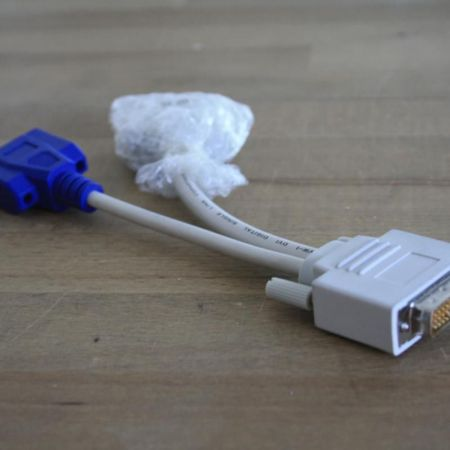 DVI-I-to-DVI-D-VGA-Splitter-DVI-Kabel-Y-Kabel-390877102283