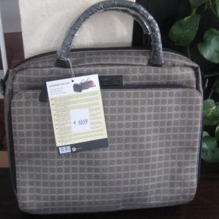 Dicota-LadyStyle-Notebook-Tasche-brown-NEU-ink-Etui-N15958-P-280560016047