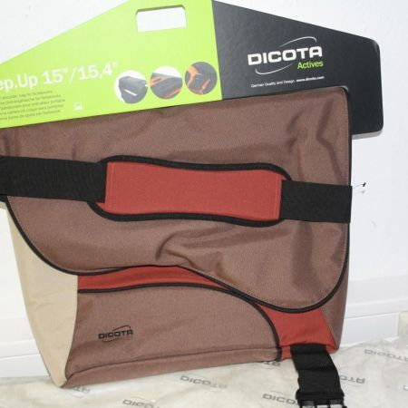 Dicota-PepUp-15-Moderne-Umhngetasche-braun-N9628P-NEU-281430741002