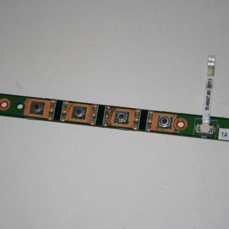 Fujitsu-Siemens-V8010-Einschaltleiste-554P502001G-390790637577