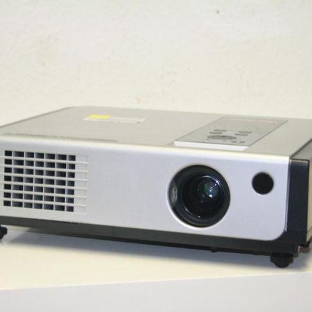 Geha-Compact-238-Beamer-Projektor-getestet-OK-623h-Lampenlaufzeit-331129600940
