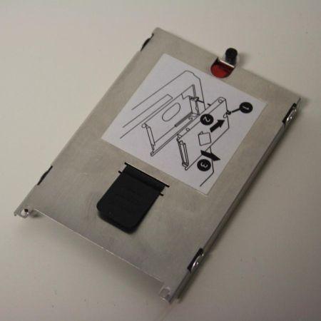 HP-Compaq-6910-6910p85108510p69306930p-Caddy-Festplatte-Rahmen-Sata-SSD-390712785084