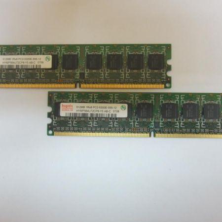 Hynix-Arbeitsspeicher-RAM-Module-512MB-5555300E-12-1X-230886178091