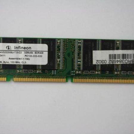 INFINEON-HYS64D32000GU-7-B-B2v24708817-256MB-133MHz-330938520339