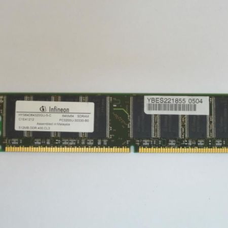 Infineon-512MB-DDR-400-RAM-CL3-184-Pin-Getestet-OK-230886255911
