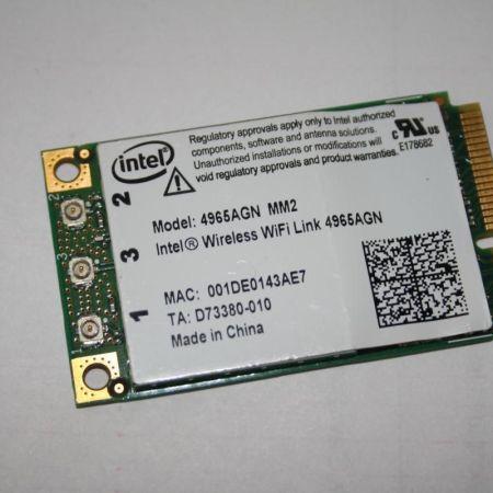 Intel-WLAN-Karte-4965AGN-MM2-Intel-Wireless-Wifi-Link-4965AGN-300Mbps-390811895578