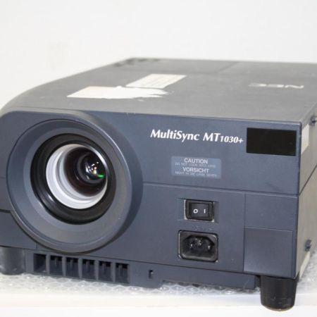NEC-MultiSync-MT1030-Plus-LCD-Projektor-getestet-OK-1603h-Lampenlaufzeit-231084291360