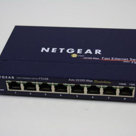 Netgear-Fast-Ethernet-Switch-FS108-230981806929