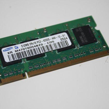 Samsung-512MB-DDR2-PC2-NOTEBOOK-ARBEITSSPEICHER-TOP-390815830894